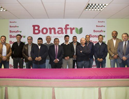 Bonafrú consolida su proyecto de expansión con una nueva imagen de marca y una web renovada