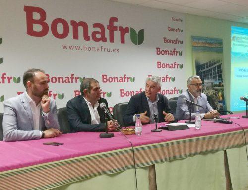 Bonafrú acoge unas jornadas del Ifapa sobre la mejora de la calidad y el sabor de la fresa